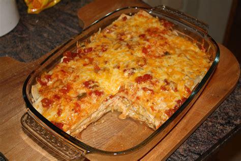 casserole recipes chicken enchilada casserole recipe dishmaps