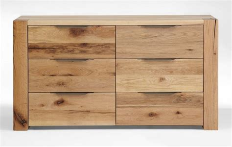 kommode eiche massiv kommode w 228 schekommode sideboard highboard balkeneiche
