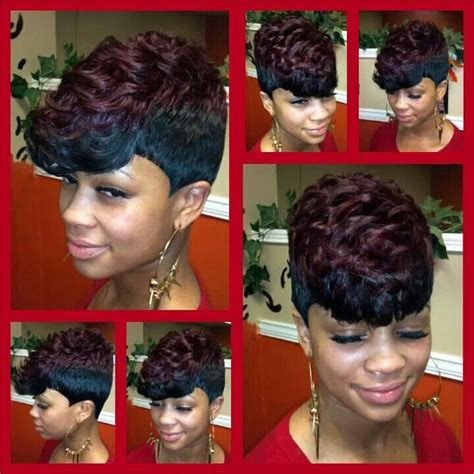 27pcs quick weave 27 pcs short mohawk quick weave short hairstyle 2013