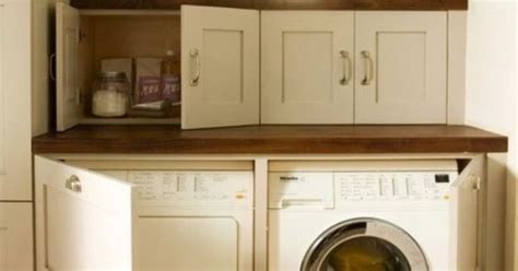 rustic laundry room home sweet home pinterest small laundry room ideas stacked washer and dryer google