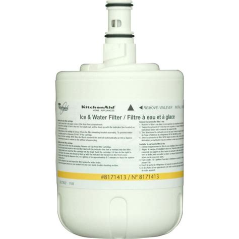 Kitchenaid 8171413 Refrigerator Water Filter Internal Kitchen Aid Refrigerator Water Filter
