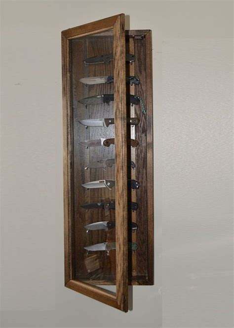knife display case plans woodworking projects plans