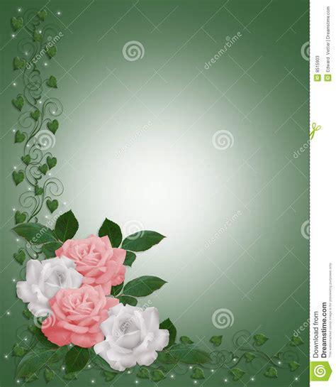 imagenes de rosas verdes convite cor de rosa e verde da beira das rosas fotos de
