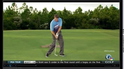 paul azinger swing paul azinger says there are 3 fundamentals to the golf