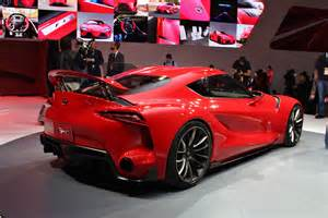 How Much Is The Toyota Ft1 Toyota Ft1 2 Limited Slip