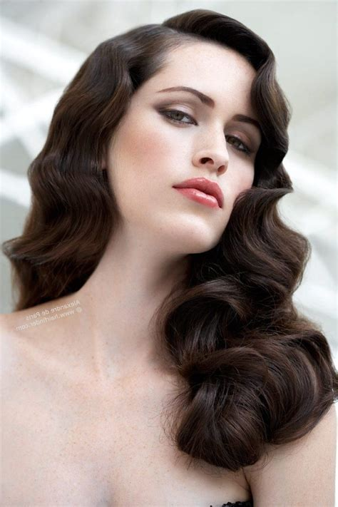 hairstyles and images 40s hairstyles for long hair hairstyles