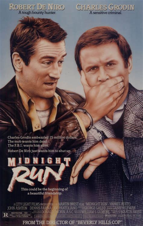 Midnight Run midnight run by paul monette simon cantan