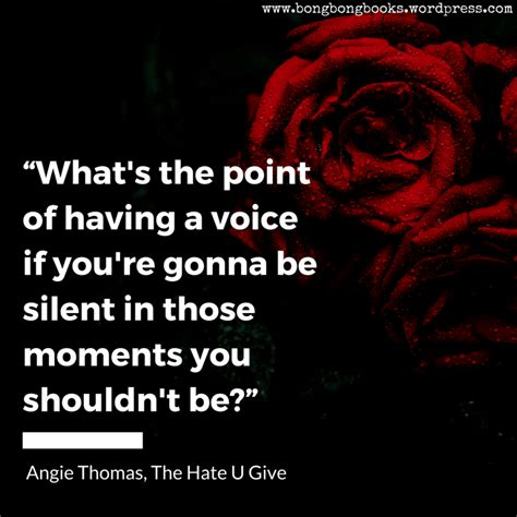 470044 the hate u give book blog feature 15 book quotes from the hate u give by