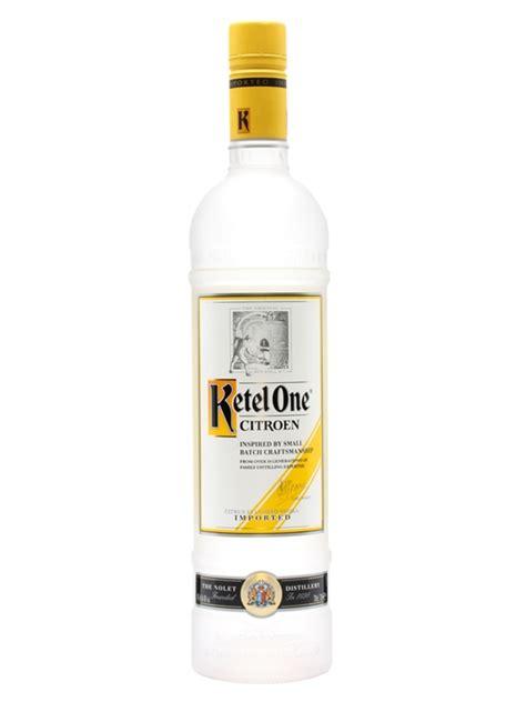 Ketel One Citroen Recipes by Ketel One Citroen Vodka Buy From World S Best Drinks Shop
