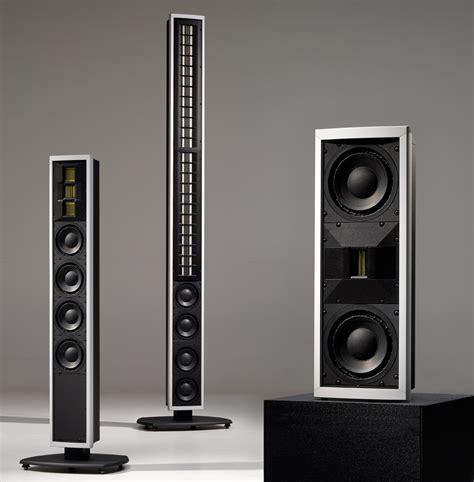 Speaker Wisdom wisdom audio series architectual planar hybrid speakers look audioholics