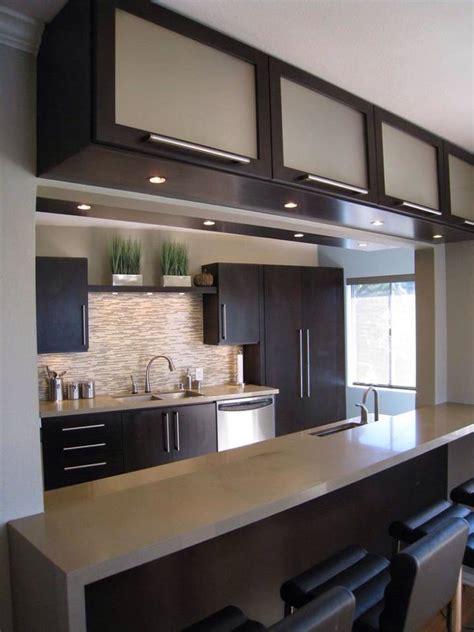 decorar cocinas pequenas  decoracion de interiores fachadas  casas como organizar la casa