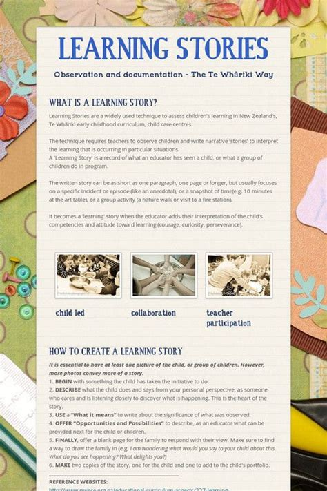 new year early years story learning stories this is an interesting idea te whariki