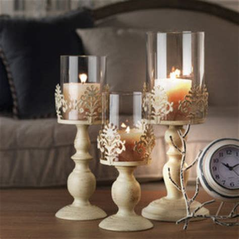 kerzenhalter vintage shop glass candle holders on wanelo