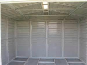 duramax 10x10 woodbridge vinyl shed free shipping