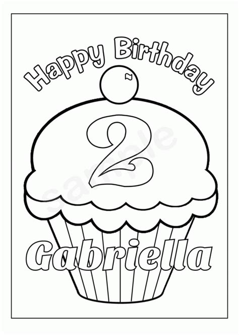 viewing gallery for cupcake coloring page 94431 cute