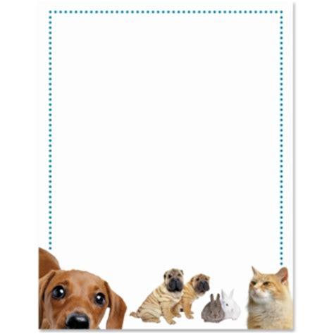 animal border writing paper animal border writing paper training4thefuture x fc2