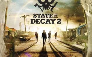 State Of State Of Decay 2 E3 2017 4k Wallpapers Hd Wallpapers