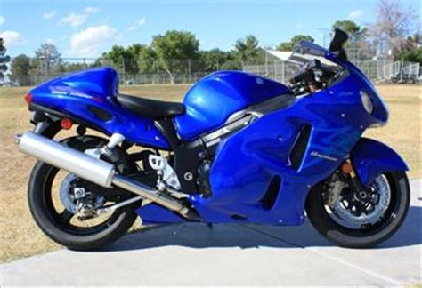 2007 hayabusa motorcycle for sale