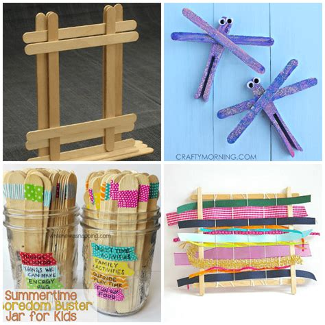 diy crafts with popsicle sticks 30 popsicle stick crafts for from abcs to acts