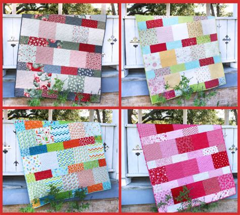 quilt pattern layer cake free fat quarter shop s jolly jabber layer cake lemonade free