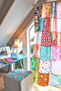 sewing room curtains 1000 ideas about patchwork curtains on pinterest scarf