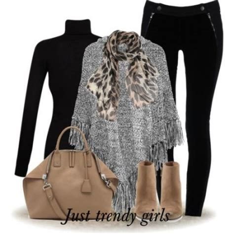 winter neutral outfits ideas  trendy girls