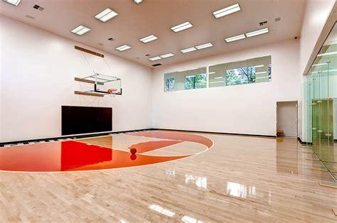 million dollar homes with lavish sports courts photos