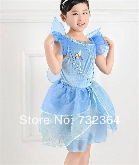 girls beautiful butterfly costume party city free ship children s girls silvermist butterfly wing dress