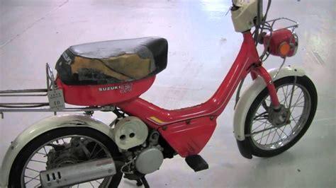 Suzuki Moped Models Image Gallery Suzuki 50 Moped