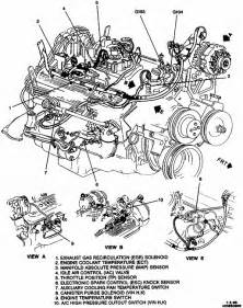 chevy 350 egr valve location get free image about wiring