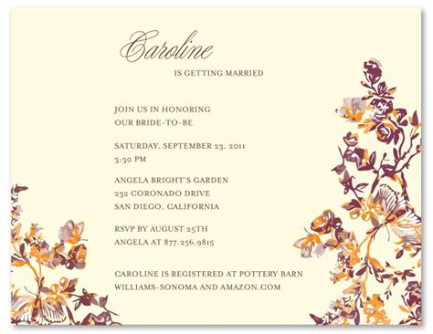 nature themed bridal shower invitations 30 best nature themed bridal shower images on