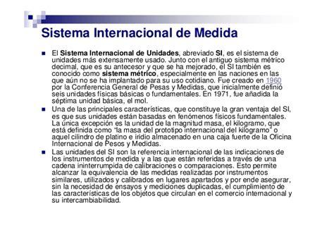 sesion 3 sistema internacional de unidades 1 unidades y dimensiones