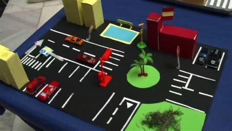 como hacer servicios publicos en maqueta buscar con maquetas de ciudades con material reciclable buscar con