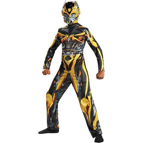 bumble bee costume transformers bumblebee costume walmart