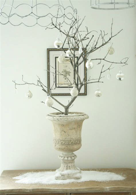 White Decorations by White Ornaments With Creative Decorating Ideas