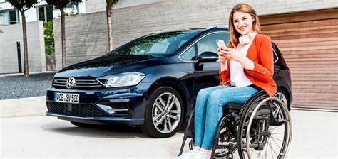 Kfz Versicherung Günstiger Mit Schwerbehindertenausweis by Menschen Mit Behinderung Autohaus Weeber