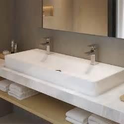 vasque salle de bains vasque 224 poser ou encastrer