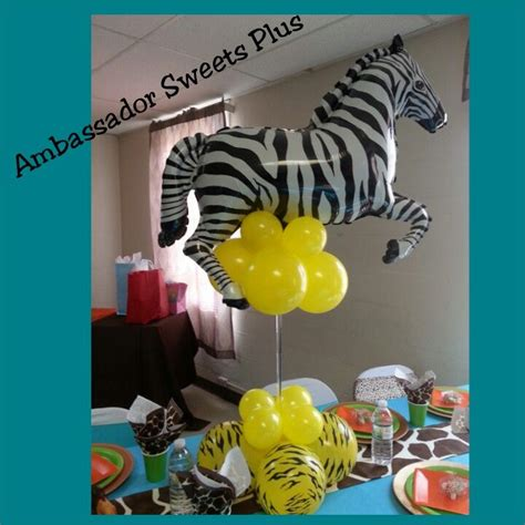 Jungle Theme Baby Shower Balloons by 69 Best Balloons Jungle Safari Images On