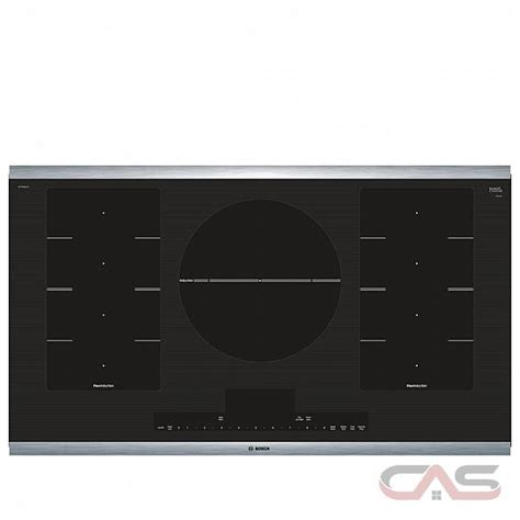 bosch benchmark induction cooktop nitp668suc bosch benchmark series cooktop canada best