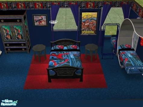 spiderman bedroom set jeyca s spiderman bedroom set