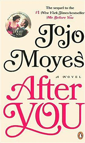 libro despues de ti after jojo moyes despu 233 s de ti cr 237 ticas de libros alohacritic 243 n