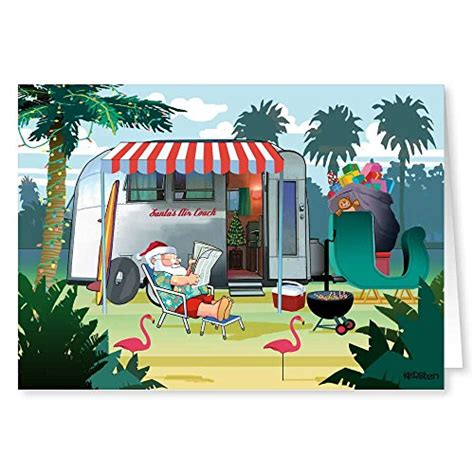 Motorhome Birthday Cards Rv Christmas Cards And Greeting Cards