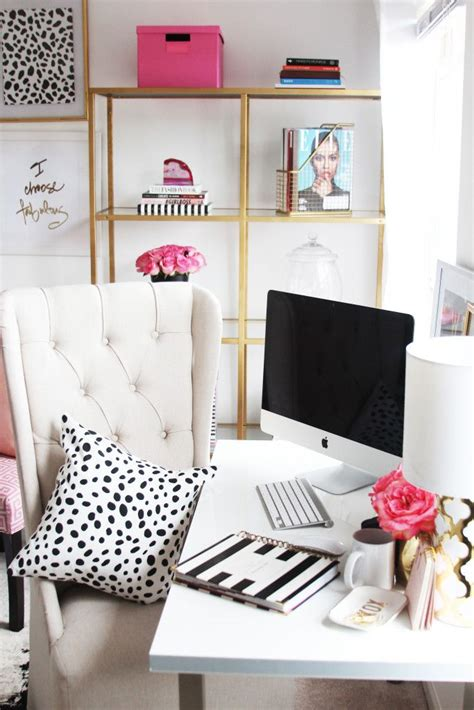 chic office desk best 25 chic office decor ideas on