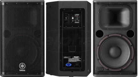 Speaker Aktif Yamaha Dsr112 yamaha dsr112 image 666143 audiofanzine