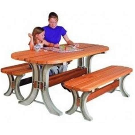 picnic tables picnic food ideas