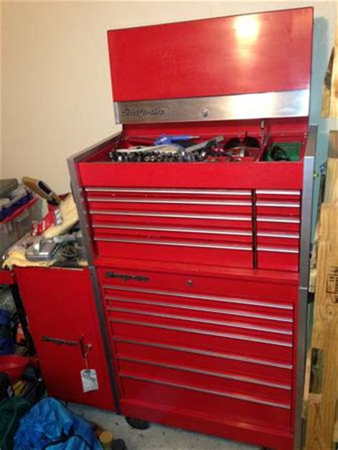 tool box side cabinet snap on snap on tool box side cabinet espotted
