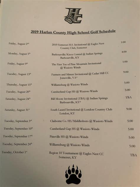 harlan county high school