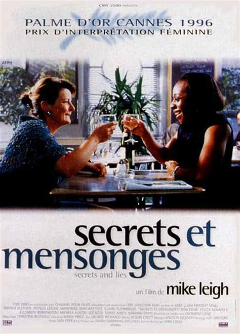 Secrets Lies 1996 Movie Posters 2038 Net Posters For Movieid 498 Secrets Lies 1996 By Mike Leigh