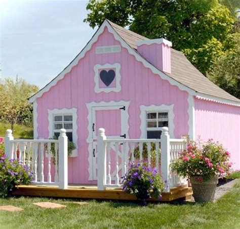 Pink Cottage by Cottage House Pink Image 481958 On Favim