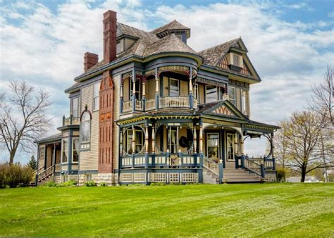 queen anne victorian homes queen anne victorian 1897 for sale osceola ia hooked on